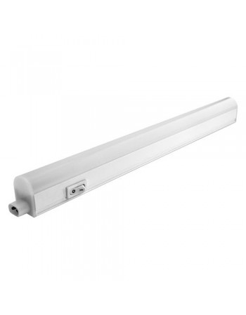 LAMPADA SOTTOPENSILE A LED 4W 320 lm - mm. 303 x 22 x 30 NAT.