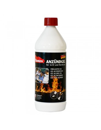 ACCENDIFUOCO GEL 'FLAMES' ML 1000